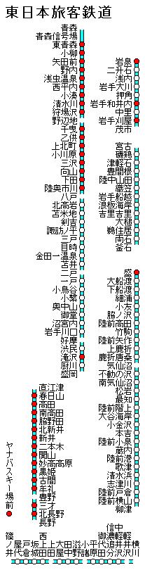 乗ったことがある日本国内の廃止された鉄道・軌道路線